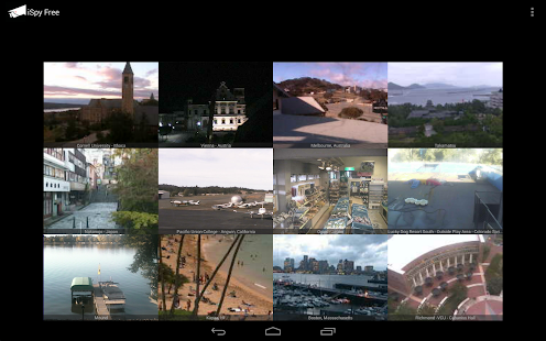 iSpy Cameras Free- screenshot thumbnail