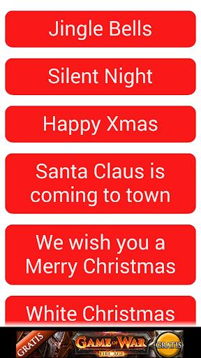Christmas Carols with lyrics