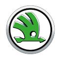 Heritage Skoda logo
