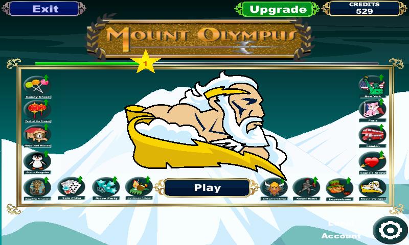 Mount Olympus Slots - screenshot