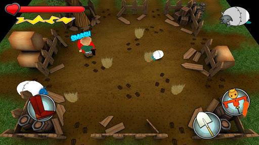 """Игра """"Cyber sheep"""" для планшетов на Android"""