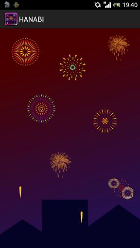 Japanese Fireworks -HANABI-