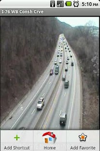 Philly Area Traffic Cameras - screenshot thumbnail