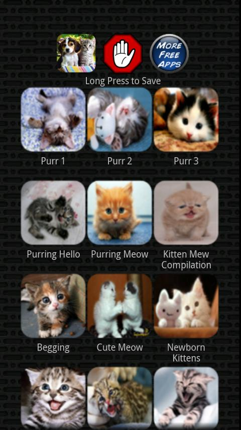 Dog & Cat Ringtones - screenshot