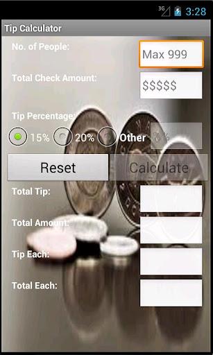 Tip Calculator Lite