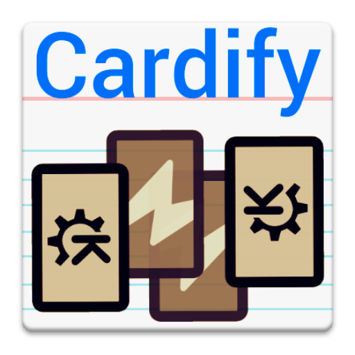 Cardify Flashcards LOGO-APP點子