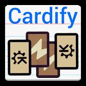 Cardify Flashcards