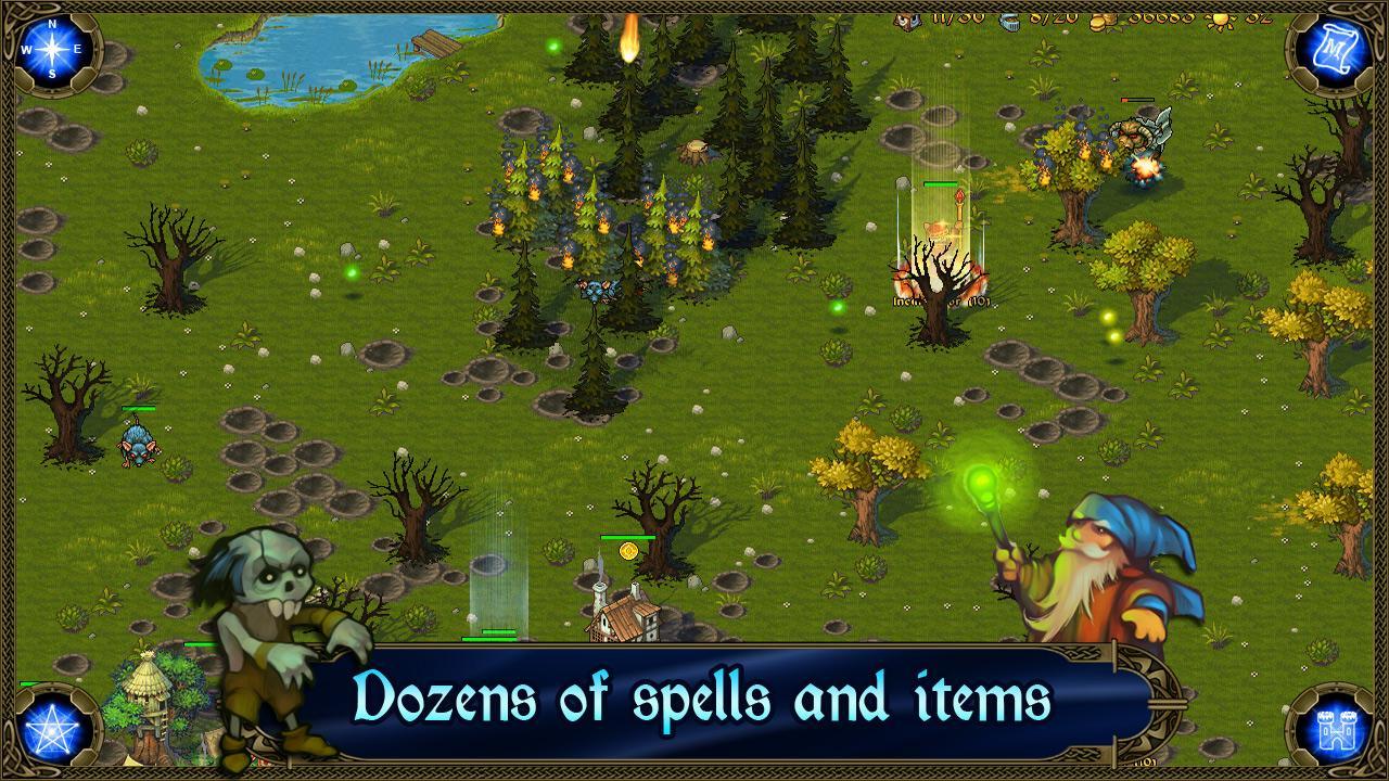 Majesty: Northern Expansion screenshot #8