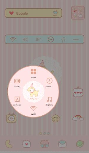 玩個人化App|baby toy 도돌런처 테마免費|APP試玩