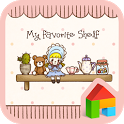 my favorite shelf dodol theme icon