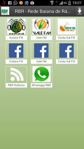 RBR - Rede Baiana de Radio