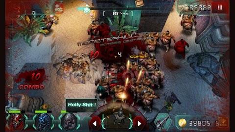 Zombie World War Screenshot 2