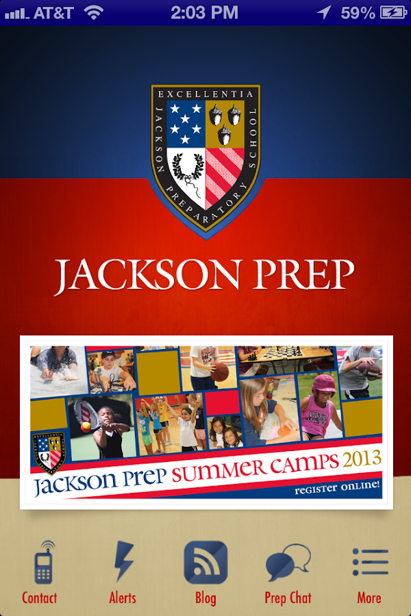 My Jackson Prep- screenshot