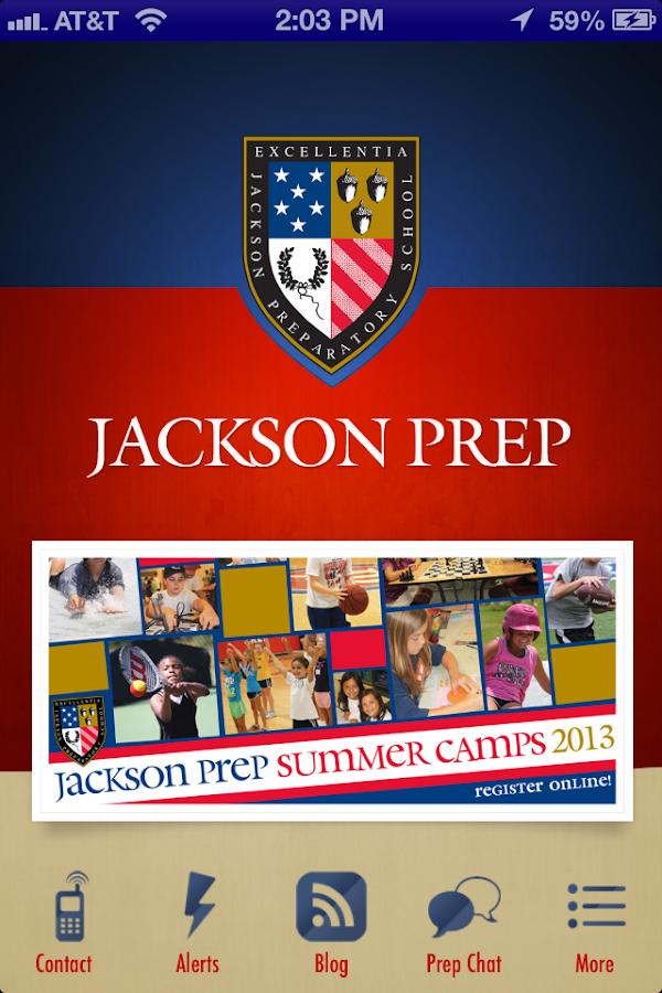 My Jackson Prep - screenshot