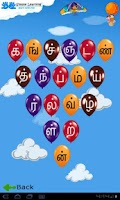 Screenshot of Learn Alphabets - Tamil