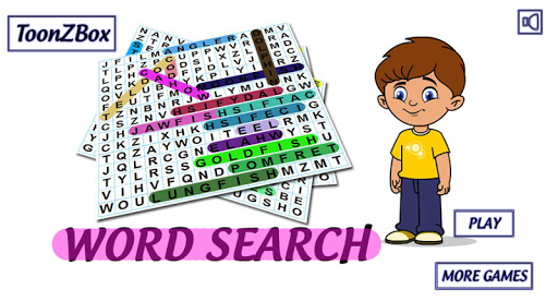 Word Search -Crossword Puzzle