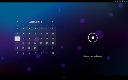 Today Calendar Screenshot 1