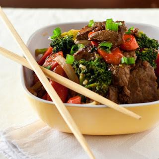 Beef & Veggie Stir Fry