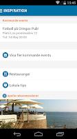 Screenshot of Apollo Sverige