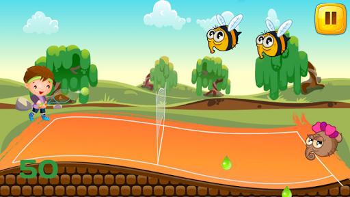 Tennis Bug Smash