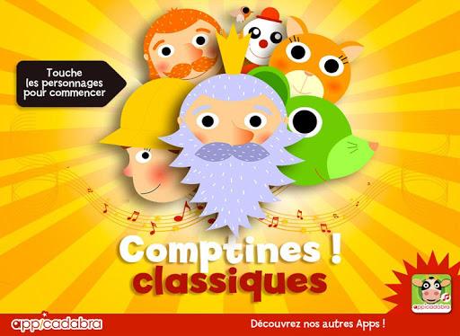 Comptines Classiques