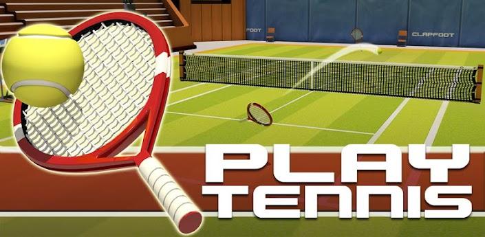 ���� ����� Play Tennis ������ ���������
