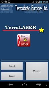 TerraLASER english - screenshot thumbnail