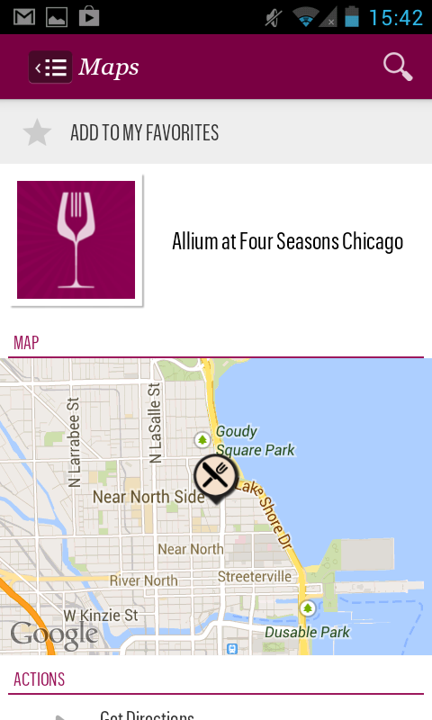 Chicago Gourmet - screenshot