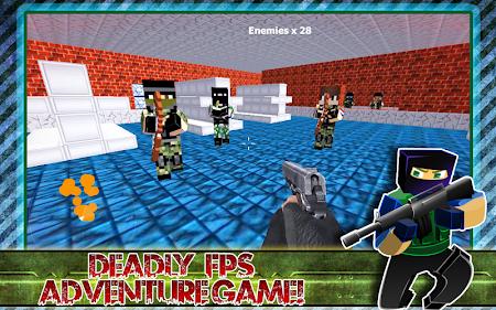 Cube Strike War Encounters C6 screenshot 54321