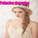 Hairstyles of brides icon