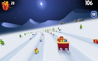 Screenshot of The Best Christmas Game Ever