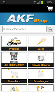 AKF Shop - screenshot thumbnail