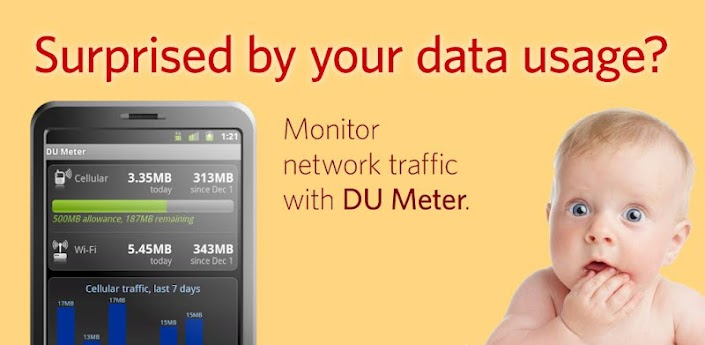 DU Meter v1.30 apk download