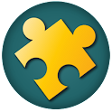 dePuzzle - Solve Word Puzzles icon