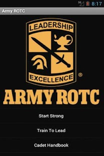 ROTC Handbook- screenshot thumbnail