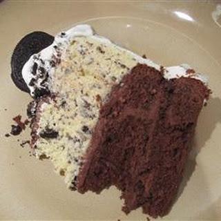 Grandma Betty's Ice Cream Cake.