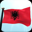 アルバニアフラグ3Dライブ壁紙 icon