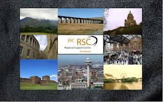 Screenshot of RSC Northwest