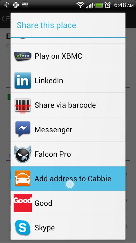 Cabbie Pro - Taxi Cab Booking - screenshot