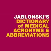 Medical Acronyms Abbreviations