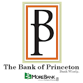 The Bank of Princeton - Tablet