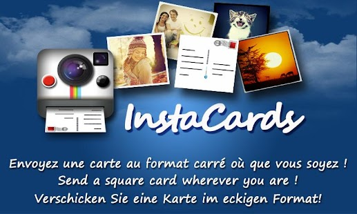 InstaCards – Instagram prints - screenshot thumbnail