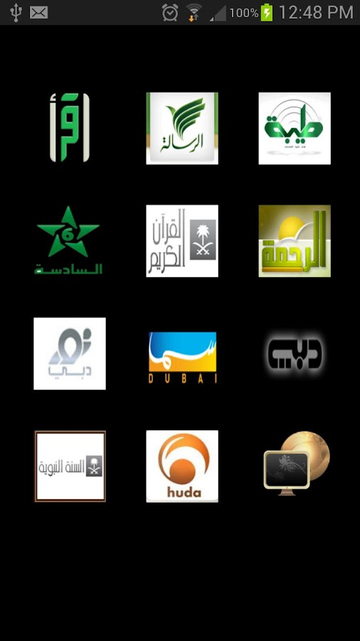 Islamic Live TV & Fun Games - screenshot