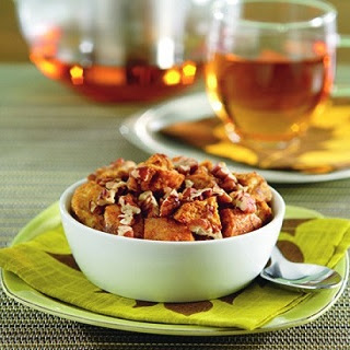 WW Pumpkin Bread Pudding