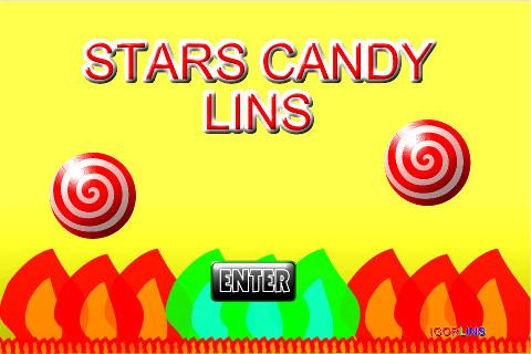 Stars Candy LINS