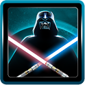 STAR WARS Lightsaber + icon