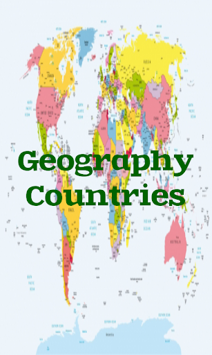 Geography Countries