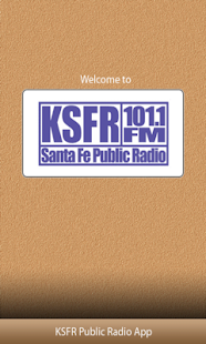 KSFR Public Radio App - screenshot thumbnail