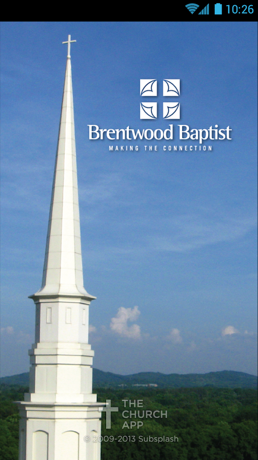 Brentwood Baptist Church - screenshot