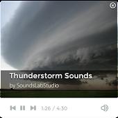 Thunderstorm Sounds
